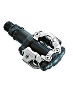 Pedaler PD-M520L SPD, MTB aluminium svart